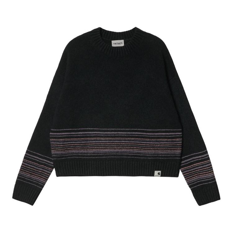 W' Dillon Sweater Black