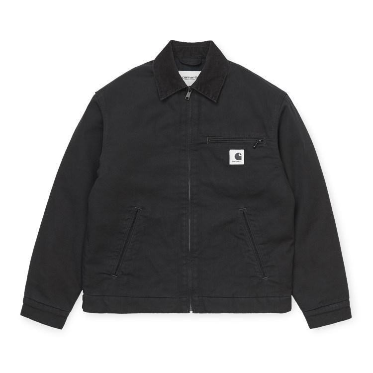 Carhartt WIP W' Great Detroit Jacket Black