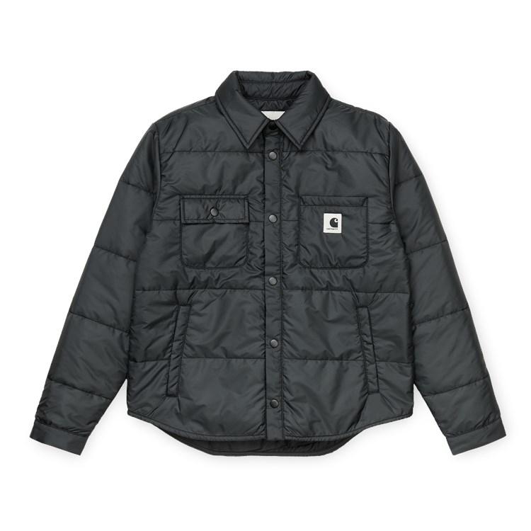 Carhartt WIP W' Joann Shirt Jac Black