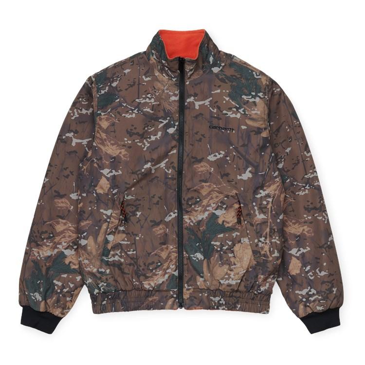 Carhartt WIP W' Keystone Reversible Jacket Camo Combi / Orange