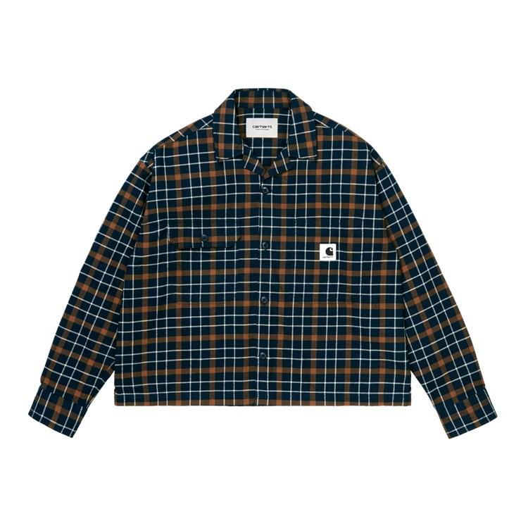 W' L/S Baxter Shirt Astro / Tawny