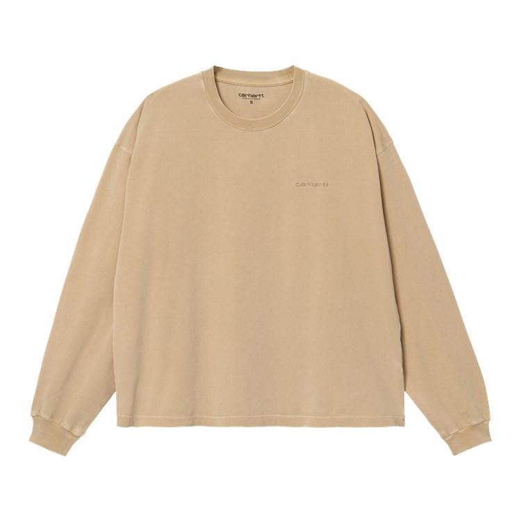 W' L/S Mosby Script T-Shirt