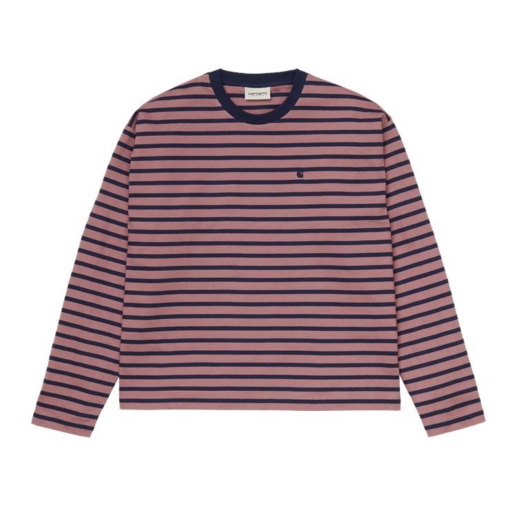 Carhartt WIP W' L/S Robie T-Shirt Malaga / Space