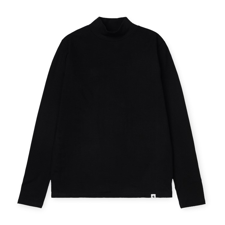 Carhartt WIP W' L/S Seri T-shirt Black