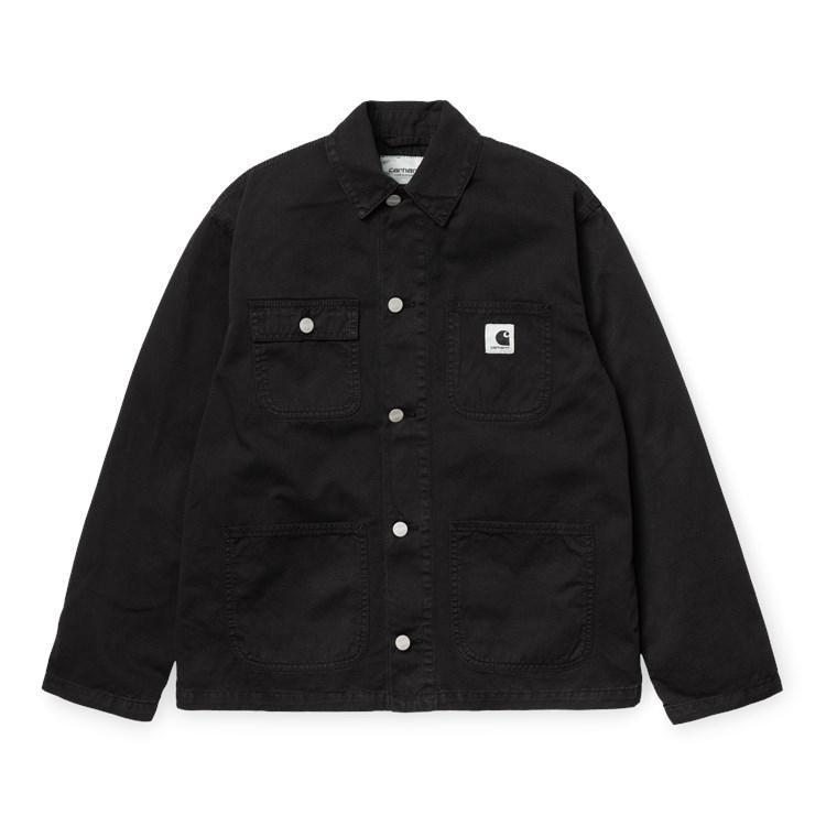 Carhartt WIP W' Michigan Coat Black
