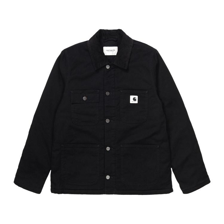 W' Michigan Jacket Black / Black