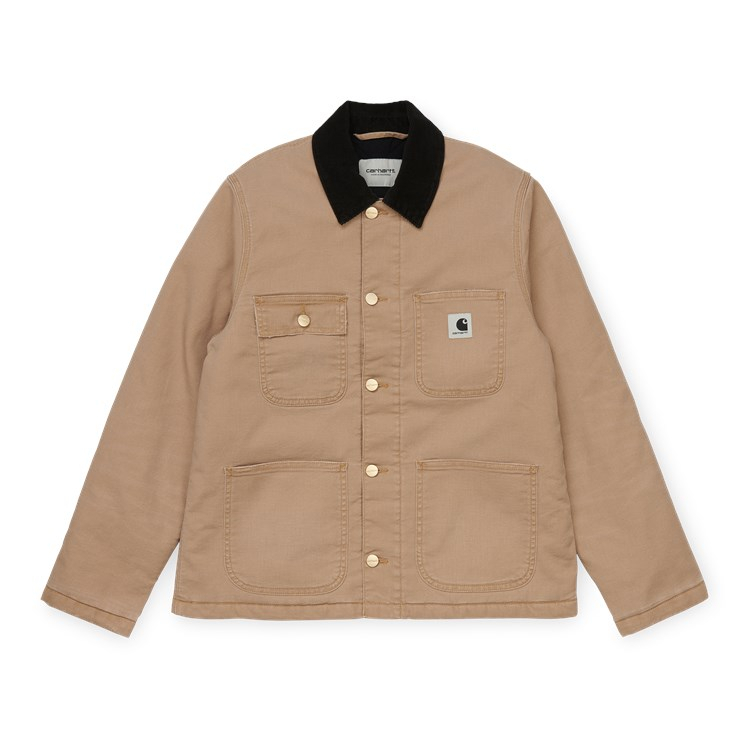 Carhartt WIP W' Michigan Jacket Dusty H Brown