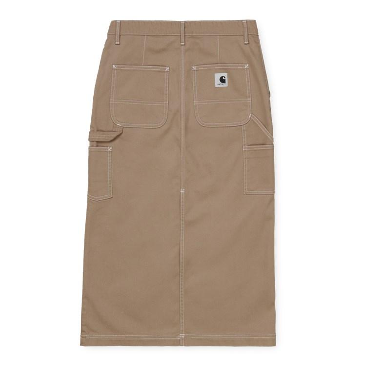 Carhartt WIP W' Pierce Skirt Leather