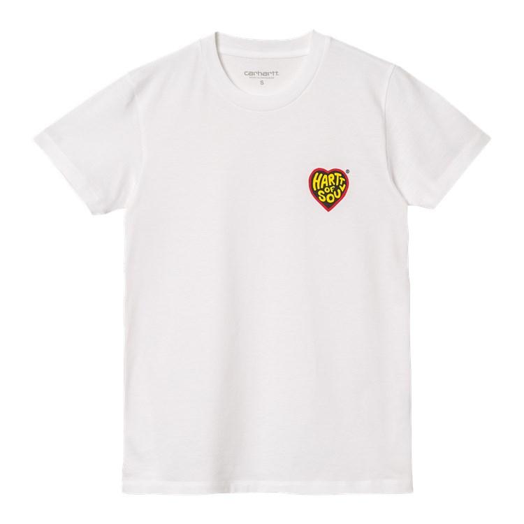 W' S/S Hartt Of Soul T-Shirt