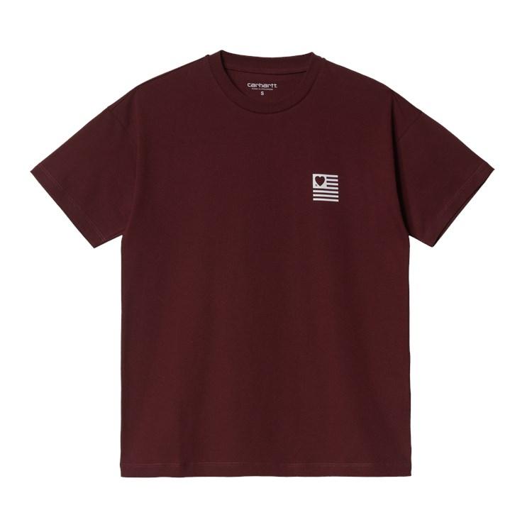 W' S/S Hartt State T-Shirt Jam