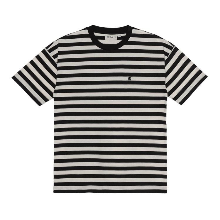 W' S/S Scotty T-Shirt Black / Wax