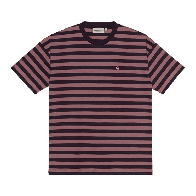 W' S/S Scotty T-Shirt Malaga / Dark Iris