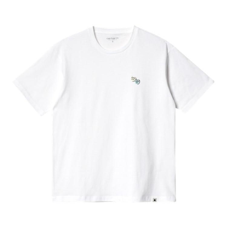 W' S/S Sugarhearts T-Shirt White