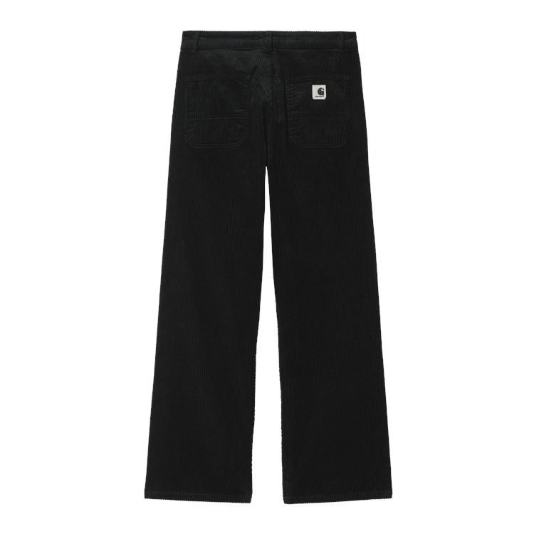 W' Simple Pant Black