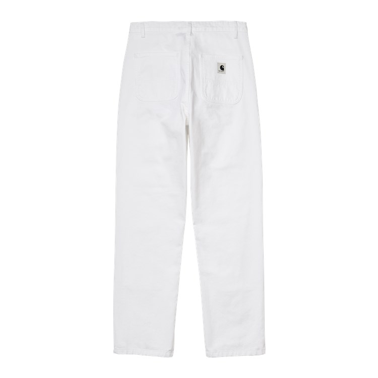 Carhartt WIP W' Sonora Pant White Worn Wash