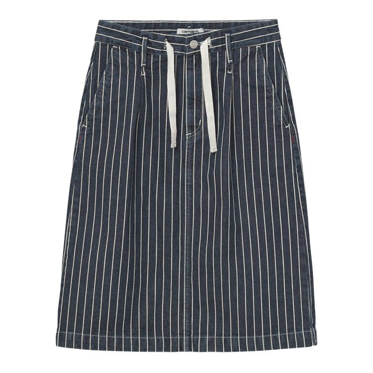 Carhartt WIP W' Trade Skirt Dark Navy / Wax