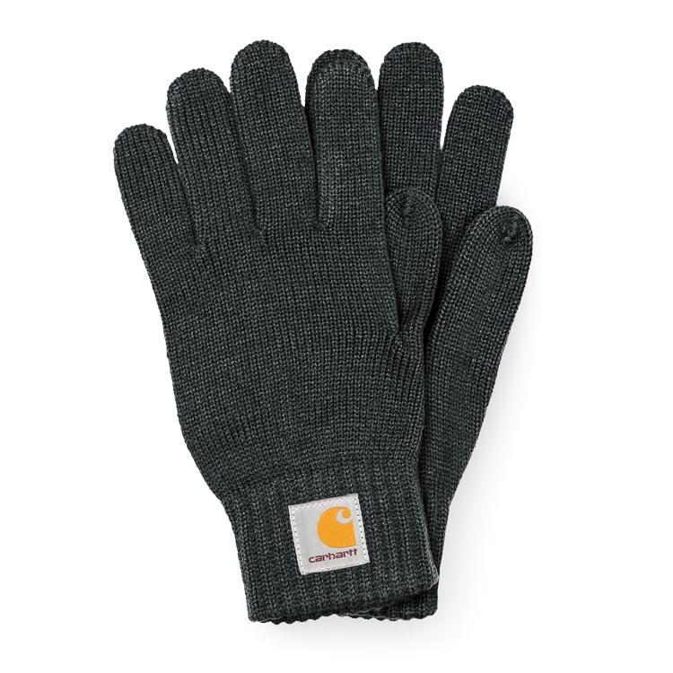 Carhartt WIP Watch Gloves Blacksmith