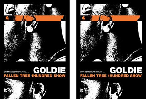 Goldie Fallen Tree 1Hundred
