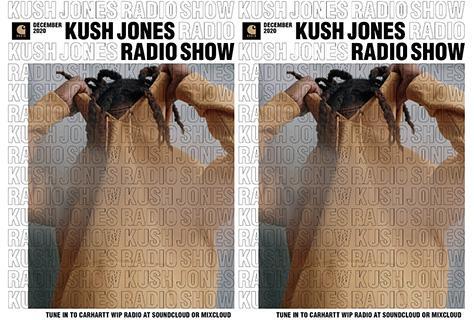 Kush Jones Radio Show