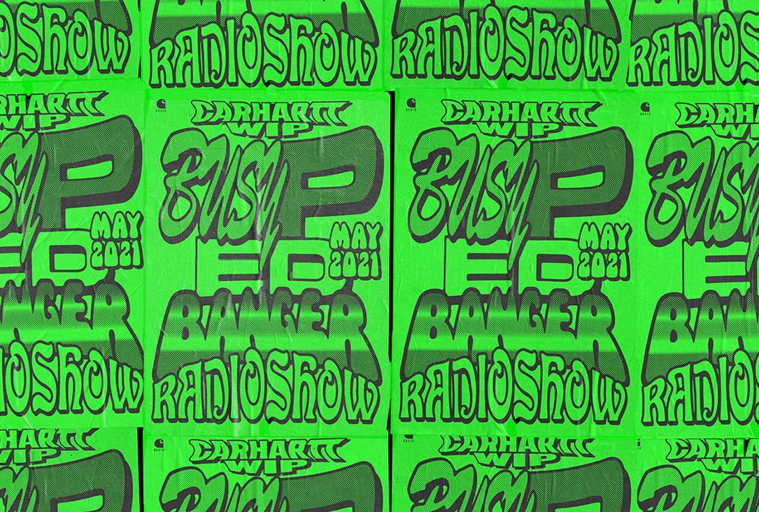 Busy P - Ed Banger Radio Show
