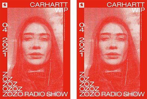 Carhartt WIP Radio - ZOZO