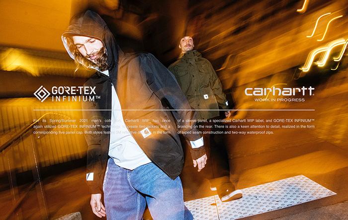 GORE-TEX INFINIUM™ for Carhartt WIP